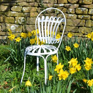The Sprung Garden Chair