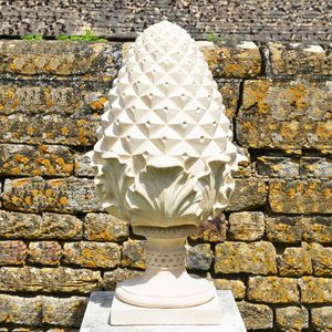 The Ham House Coade Stone Pineapple Finial
