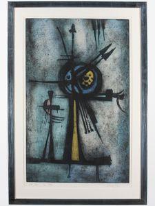 'Study for Sculpture' Geoffrey Clarke 1924 – 2014