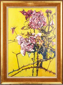 ROSES - Bryan Kneale MBE RA b.1930