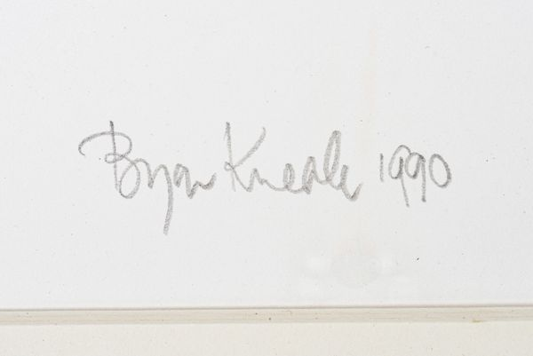 ANTEATER - Bryan Kneale MBE RA b.1930