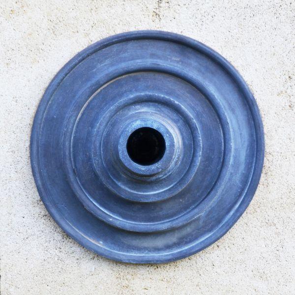 The Lead Cannon Spout - Large