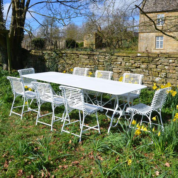 The Ladderback Garden Chair