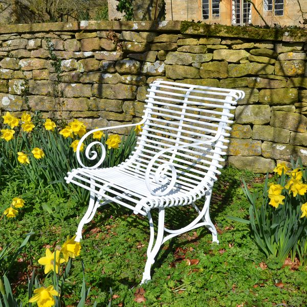The Ladderback Carver Chair - High