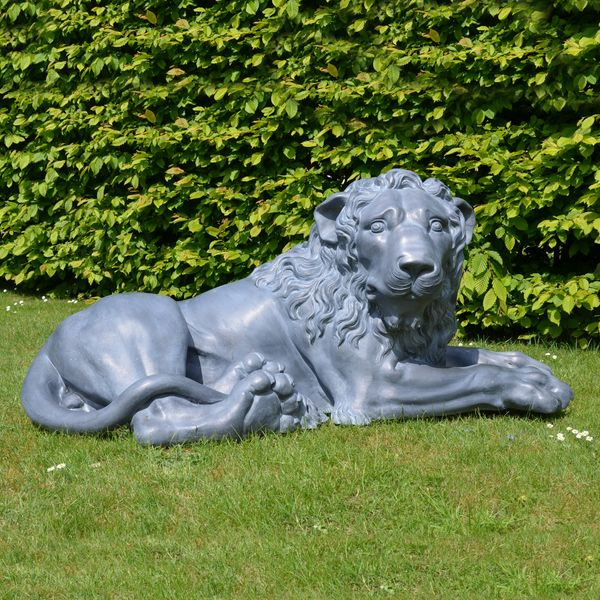 The Chiswick Lead Lion