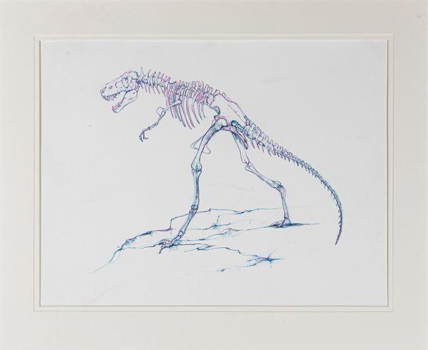 TYRANNOSAURUS - Bryan Kneale MBE RA b.1930