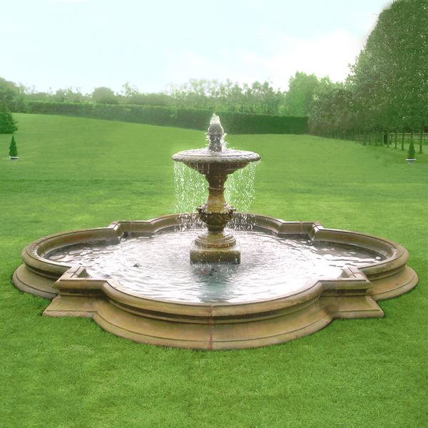 The Single Tier Fountain