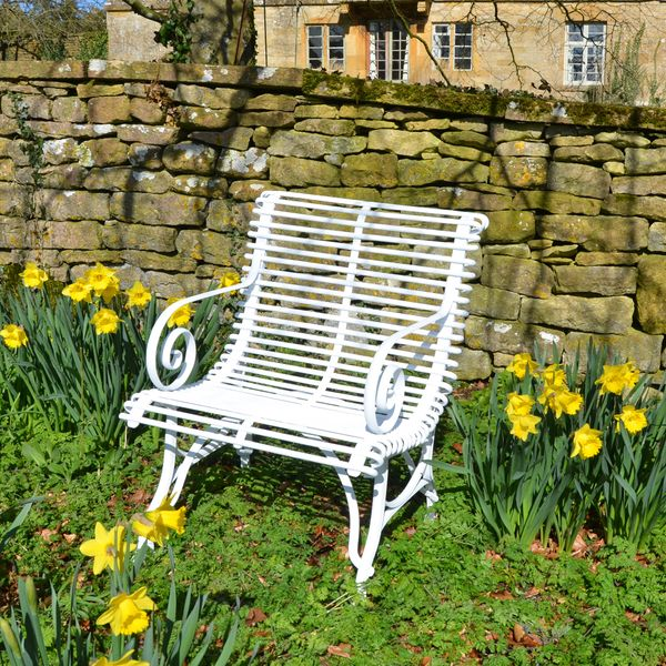 The Ladderback Carver Chair - Low