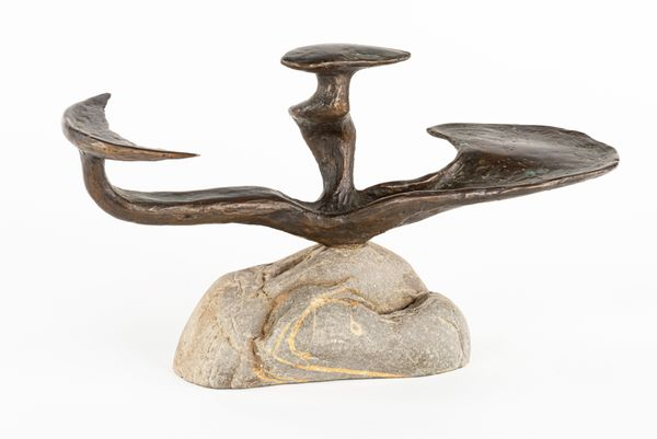 UNTITLED (WHALE) - Michael  Gillespie 1929-2012