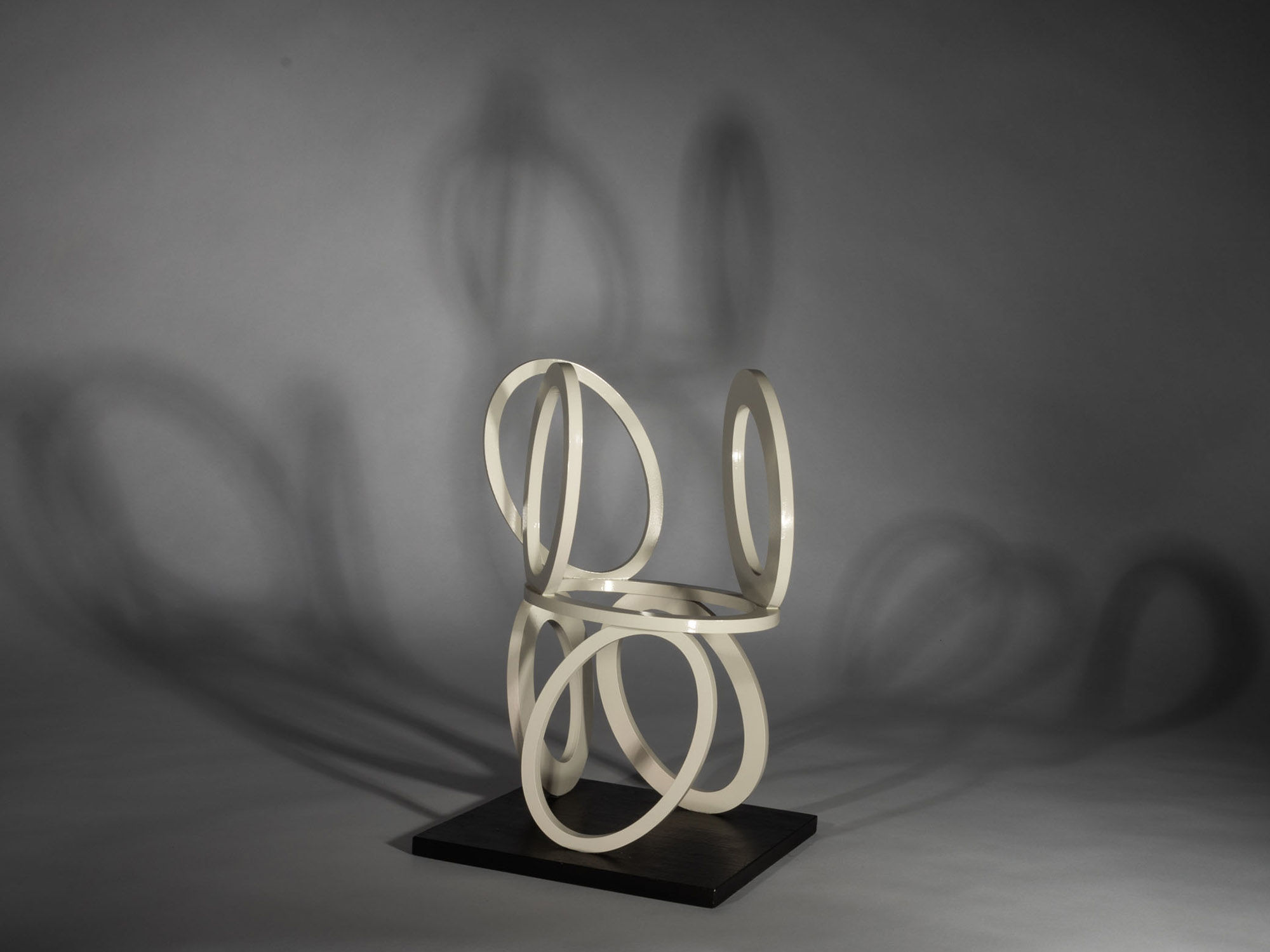 'Slow Motion' Maquette by Nigel Hall b.1943