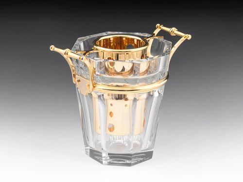 Vintage Baccarat Champagne Cooler