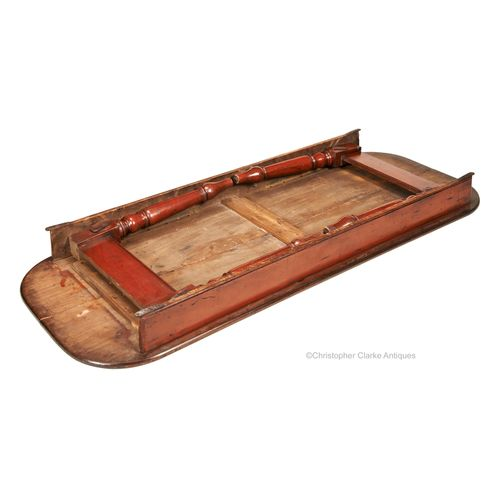 Long Folding Campaign Table
