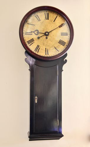 18th Century Tavern/Act of Parliament Clock