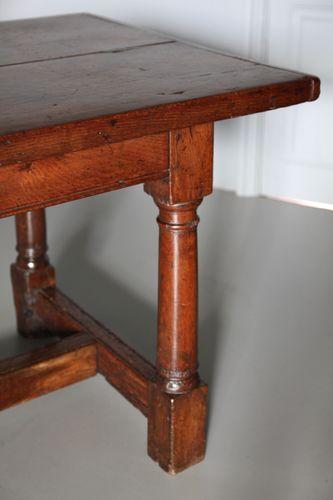 17th century Oak Refectory Table