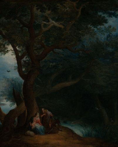 Balthasar Beschey  1708 (Antwerp)-1776 (Antwerp)