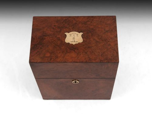 Antique Decanter Box