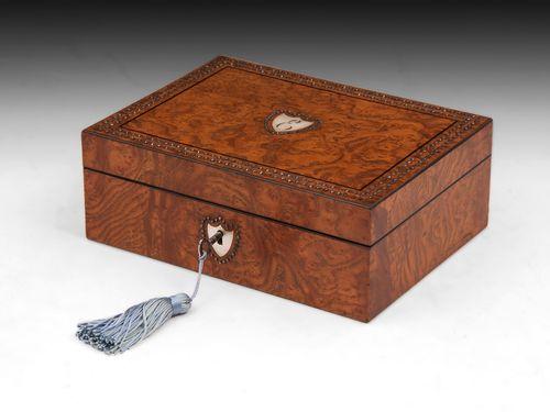 French Jewellery Box