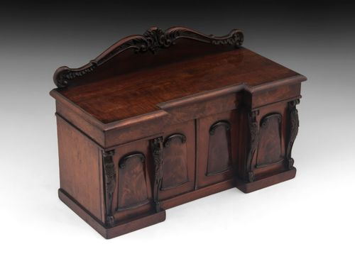 Sideboard Tea Caddy