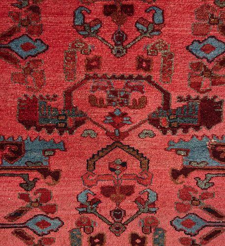 Antique Northwest Persian Mehraban Rug
