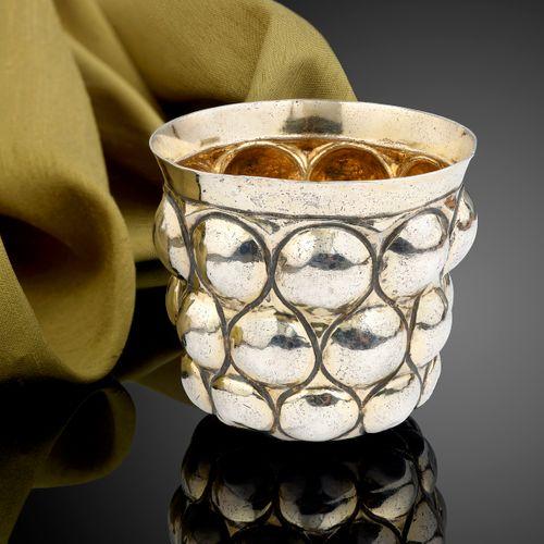 A silver gilt Nuremberg Beaker