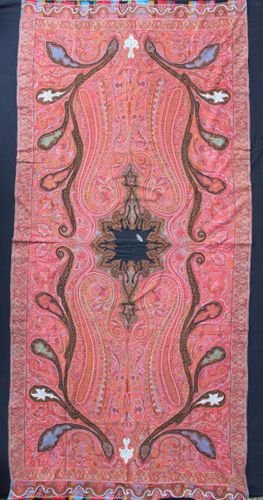 Antique Kashmir Shawl (Dochalla)
