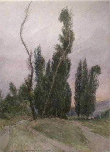 Frank Lewis Emanuel - Pont St Esprit