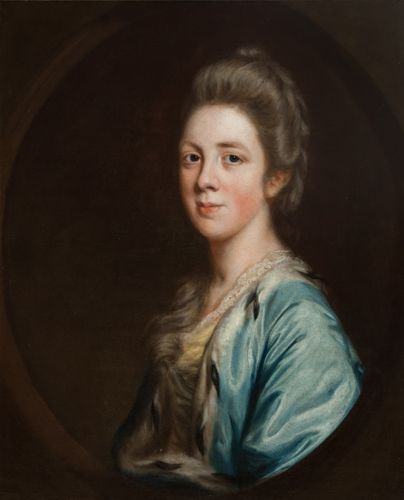 Sir Joshua Reynolds P.R.A.  1723 (Plympton) – 1792 (London)