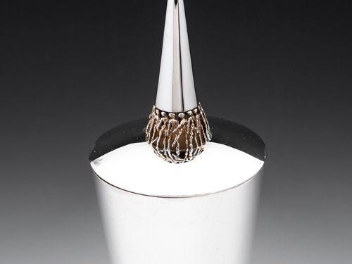 Sterling Silver Steeple Cup by Stuart Devlin