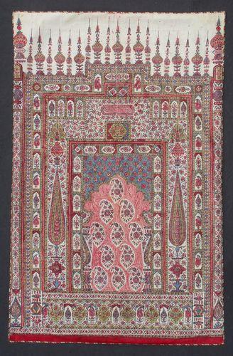 Antique Indo-Persian Kalamkari