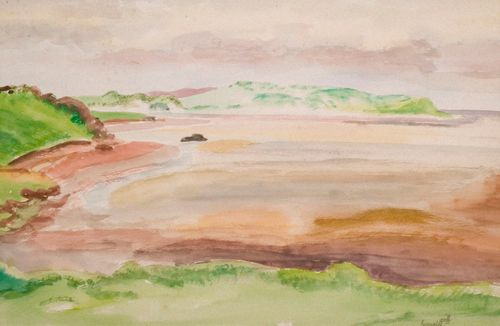 Reginald Brill - On the Donegal Coast