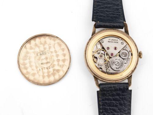 Waltham 9ct Wristwatch