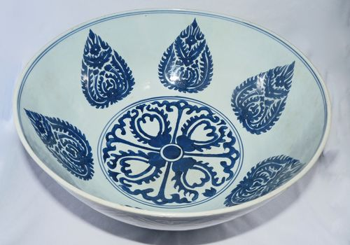 Ming - Wanli - Blue and White Bowl