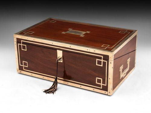Military Writing Box