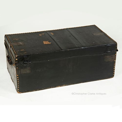 Black Trunk by Insall of Bristol