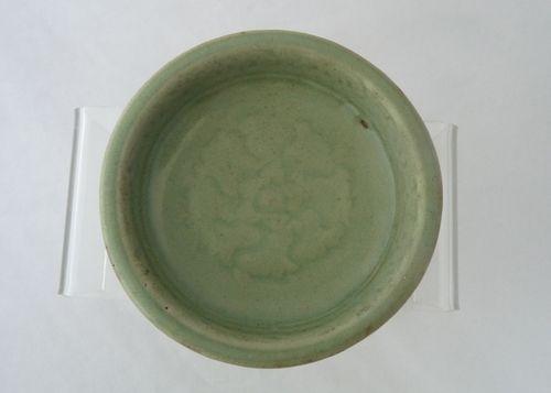 Ming Longquan Celadon Warming  Bowl