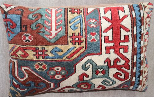 Antique Caucasian Cushion
