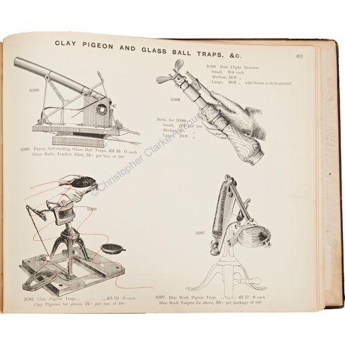Gun Catalogue For Chas. Osborne & Co. of Birmingham