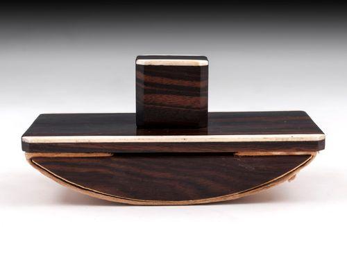 Art Deco Coromandel Desk Set