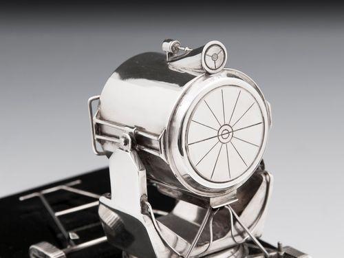 Sterling Silver Model Search Light