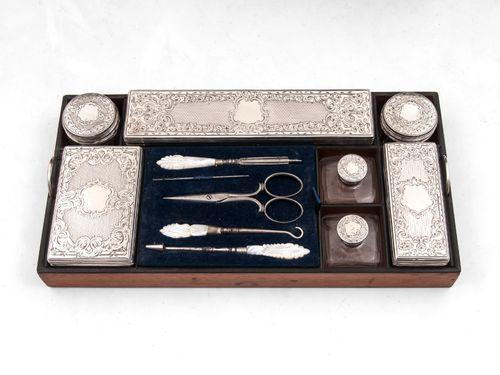 Coromandel Vanity Box