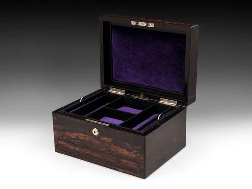 Coromandel Jewellery Box