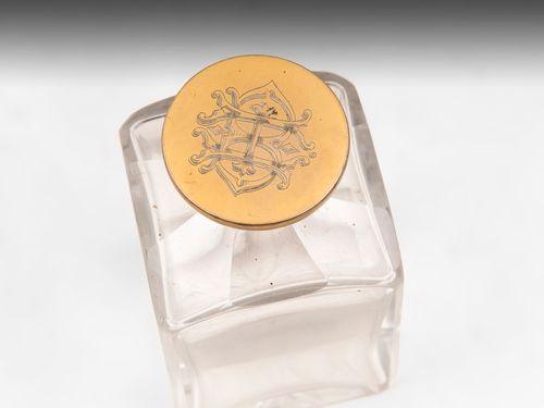 Coromandel Perfume Bottle Box