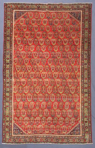Antique Persian Injelas Rug