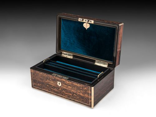 Calamander Jewellery Box