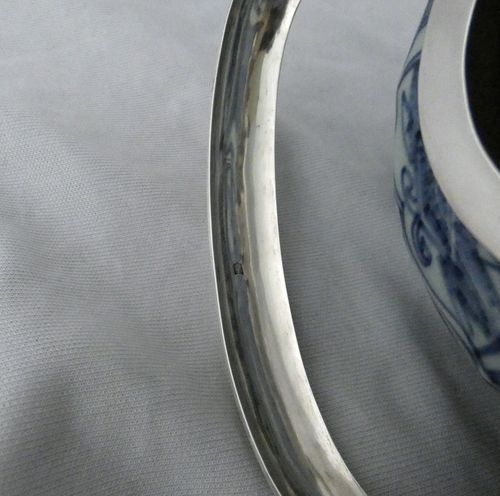 Ming Blue and White Wine pot