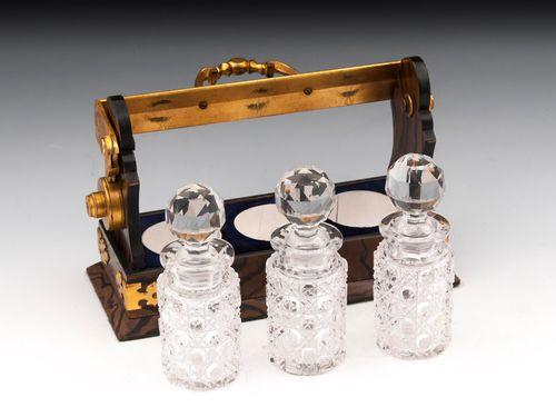 Antique Miniature Tantalus