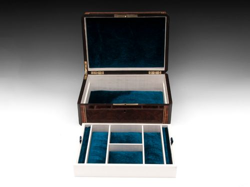 French Thuya Jewellery Box