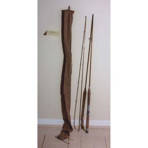 Vintage Split Cane Fly Fishing Rod