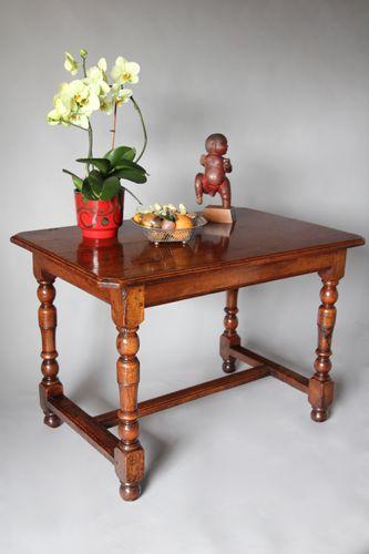 17th Century Walnut Centre Table