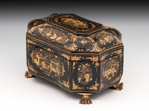 Antique Chinese Tea Chest